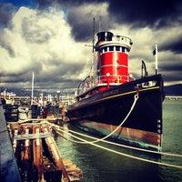 Photo taken at Hercules Tug Boat by goinzane on 10/24/2012