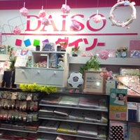 Photo taken at Daiso by Kaoru K. on 2/5/2018