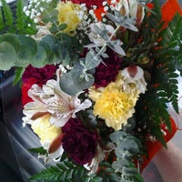 Photo taken at Hugo Flowers by @Curvy P. on 7/10/2013