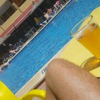 Photo taken at Swimming pool by Aleksandar L. on 8/22/2016