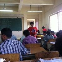 Photo taken at Shah & Anchor Kutchhi Engineering College by Karan K. on 10/11/2012