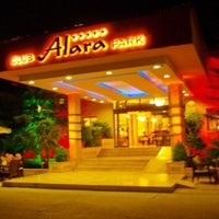 Photo taken at Alara Park & Residence Hotel by Marina S. on 8/8/2013