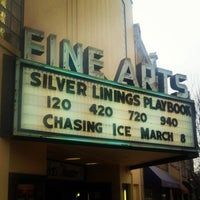 Photo taken at Fine Arts Theatre by Jason Y. on 3/2/2013