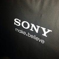 Photo taken at Sony Store by Rodrigo B. on 7/27/2014