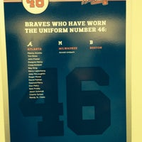 Photo taken at Braves Clubhouse by Alisa ☕️ @Luvalatte on 5/24/2014