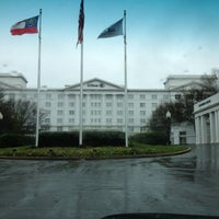 Photo taken at Hilton Atlanta / Marietta Hotel & Conference Center by David J. on 2/11/2013
