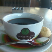 Photo taken at Shakespeare Coffee & Bistro by Евгений Б. on 9/6/2013