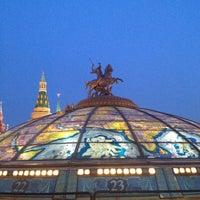 Снимок сделан в ТЦ «Охотный ряд» пользователем Ирина . 4/10/2013