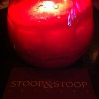 Photo taken at Stoop en Stoop Eetcafe by Carolina N. on 2/8/2014