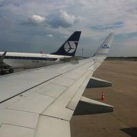 Photo taken at Gate 41 by Carolina N. on 7/31/2013