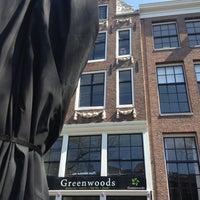Photo taken at Greenwoods Keizersgracht by Carolina N. on 5/5/2013
