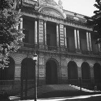 Photo taken at Facultad de Derecho Universidad Nacional de Rosario by Emmanuel L. on 1/24/2017