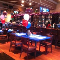 Photo taken at The Brown Stone Bar & Grill by Rita L. on 10/7/2012