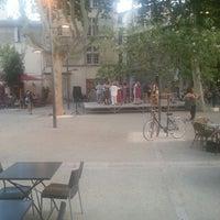Photo taken at Hotel Le Belvedere Arles by net_menya on 7/24/2013