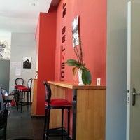 Photo taken at Hotel Le Belvedere Arles by net_menya on 7/19/2013