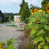 Photo taken at Seattle Children's Play Garden by Nick S. on 8/2/2014