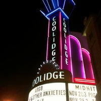 Photo taken at Coolidge Corner Theatre by Nick S. on 11/4/2012