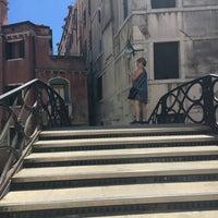 Photo taken at Ponte Dei Conzafelzi by Karen D. on 7/16/2017