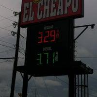 Photo taken at El Cheapo by Teresa H. on 7/1/2013