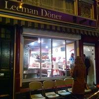 Photo taken at Leeman Döner by Michel K. on 11/9/2014