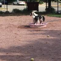 Photo taken at Shaw Neighborhood Dog Park by Nikki V. on 8/20/2015