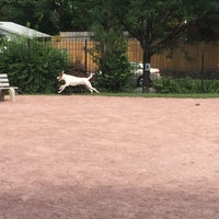 Photo taken at Shaw Neighborhood Dog Park by Nikki V. on 6/24/2015
