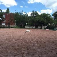 Photo taken at Shaw Neighborhood Dog Park by Nikki V. on 8/11/2015