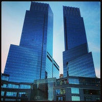 Photo taken at Time Warner Center by Nadia C. on 1/9/2013