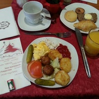Photo taken at Breakfast Hall by Quynh A. on 12/25/2013