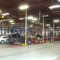 ... Photo Taken At San Leandro Nissan Service Center By Auintard H. On 2/17