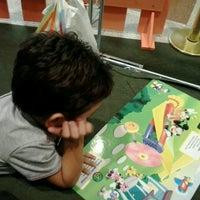 Photo taken at Mostra Infantil de Literatura by Michele C. on 10/5/2013