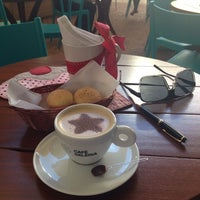 Photo taken at Cafe Galeria by Well M. on 5/13/2014