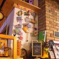 Снимок сделан в DRUZI cafe & bar пользователем Maria S. 9/23/2013