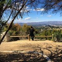 Photo taken at Topanga Lookout by Chrystal M. on 3/31/2014