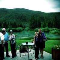 Photo taken at Ski Tip Lodge by Shawn S. on 8/5/2013