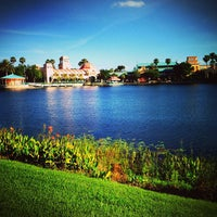 Photo taken at Disney's Coronado Springs Resort by Shawn S. on 5/27/2013