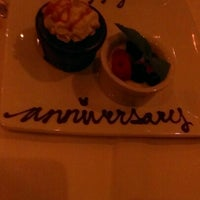 Photo taken at Ruth's Chris Steak House by Roxie K. on 11/13/2012