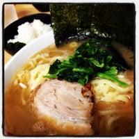 Photo taken at 横浜ラーメン町田家 相模原矢部店 by Daichi S. on 9/30/2013