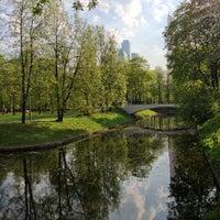 Foto tirada no(a) ПКиО «Красная Пресня» por Alexey T. em 5/12/2013