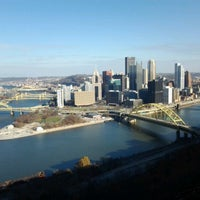 Photo taken at City of Pittsburgh by 席子 on 11/25/2012