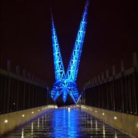 Photo prise au SkyDance Bridge par 席子 le12/24/2013