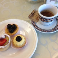 Photo taken at Pasticceria Mosaico by Giorgia P. on 9/6/2014