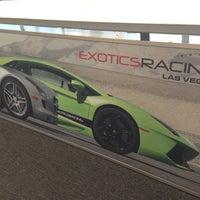 Foto tirada no(a) Exotics Racing por Leo F. em 2/24/2013