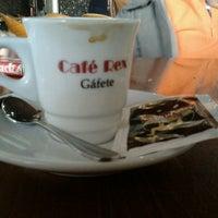 Photo taken at Café Rex by Gonçalo M. on 3/21/2013