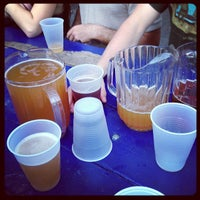 Photo taken at Bear's Lair Brew Pub by Christian H. on 10/27/2012