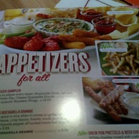 Photo taken at Applebee's Neighborhood Grill & Bar by Nick L. on 1/31/2013