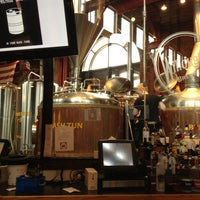 Photo taken at Willoughby Brewing Company by Lee M. on 4/29/2013