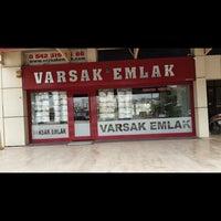 Photo taken at Varsak Emlak by Mehmet K. on 6/13/2017