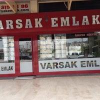 Photo taken at Varsak Emlak by Mehmet K. on 10/28/2016