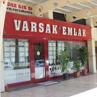 Photo taken at Varsak Emlak by Mehmet K. on 11/3/2016